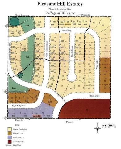 Lot 22 Vista Valley, Windsor, WI 53598 (#1904600) :: HomeTeam4u