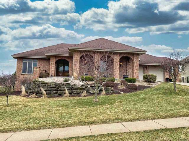 608 Bergamont Blvd, Oregon, WI 53575 (#1904775) :: Nicole Charles & Associates, Inc.
