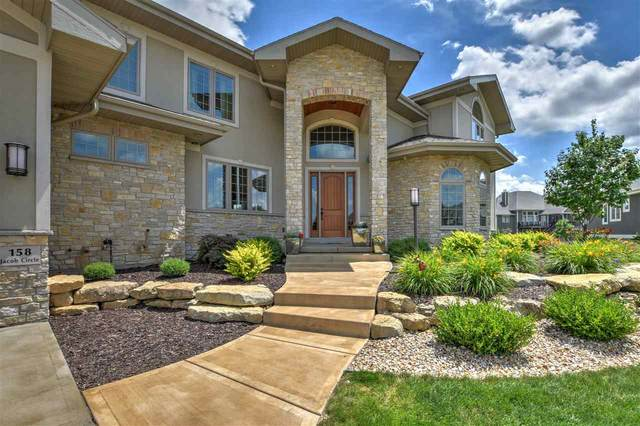 158 Jacob Cir, Oregon, WI 53575 (#1904872) :: Nicole Charles & Associates, Inc.