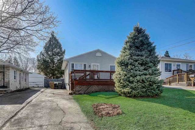 726 Christianson Ave, Madison, WI 53714 (#1905297) :: HomeTeam4u