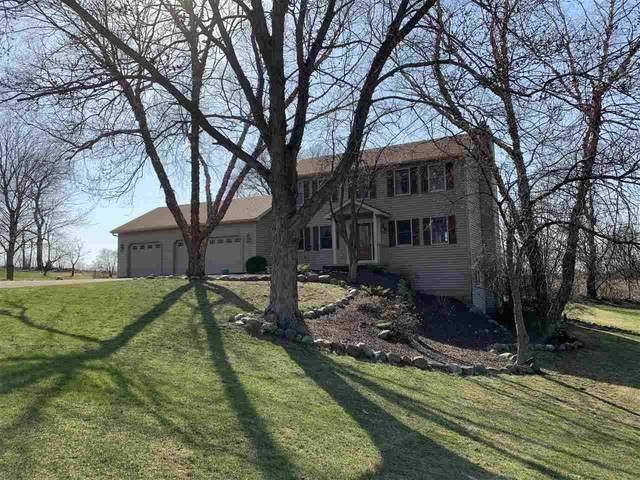 1497 Partridge Hill Dr, Oregon, WI 53575 (#1905335) :: HomeTeam4u