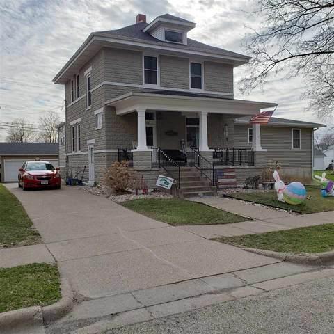 418 E Dewey St, Cassville, WI 53806 (#1905347) :: HomeTeam4u