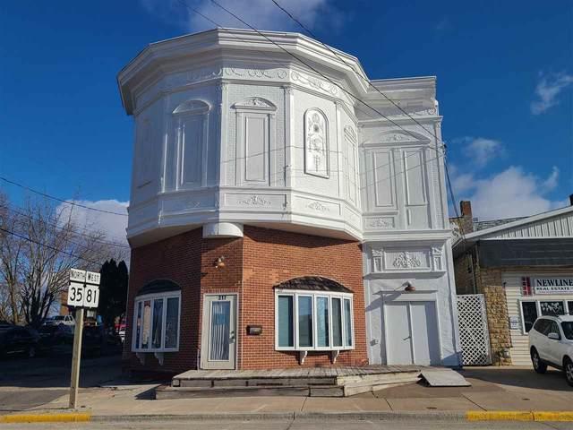 217 Cherry St, Lancaster, WI 53813 (#1905351) :: Nicole Charles & Associates, Inc.