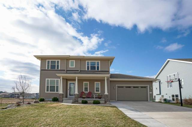 6015 Little Bluestem Dr, Mcfarland, WI 53558 (#1905371) :: HomeTeam4u