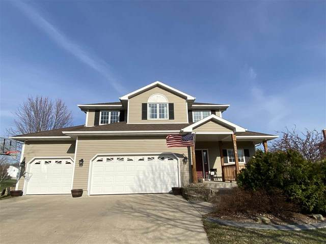 424 Pheasant Ct, Deerfield, WI 53531 (#1905598) :: HomeTeam4u