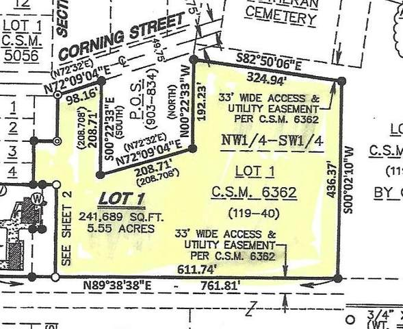 L1 Corning St, Dekorra, WI 53955 (#1906063) :: Nicole Charles & Associates, Inc.