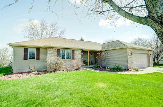 703 Ridge View Ln, Oregon, WI 53575 (#1906481) :: Nicole Charles & Associates, Inc.