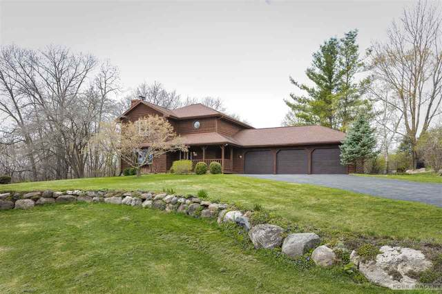 7984 Stagecoach Rd, Cross Plains, WI 53528 (#1906561) :: Nicole Charles & Associates, Inc.