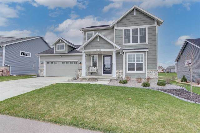 7602 Autumn Blaze Tr, Deforest, WI 53532 (#1906596) :: HomeTeam4u