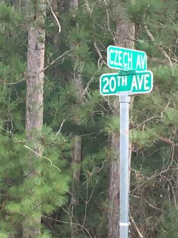 L1 Czech & 20th Ave (North), Strongs Prairie, WI 54613 (#1906647) :: Nicole Charles & Associates, Inc.