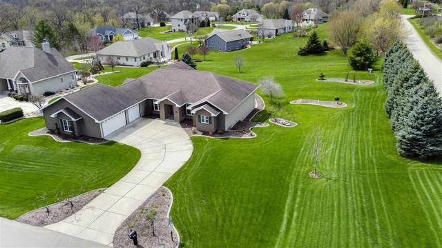 1367 Hampton Hills Rd, Oregon, WI 53575 (#1906780) :: Nicole Charles & Associates, Inc.