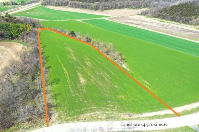 5 Acre Lot South Valley Rd, Berry, WI 53515 (#1906811) :: Nicole Charles & Associates, Inc.