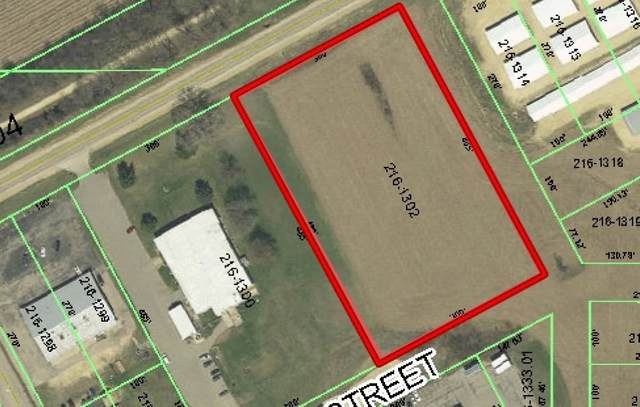 3.34 Ac County Road Yz, Dodgeville, WI 53533 (#1907245) :: HomeTeam4u