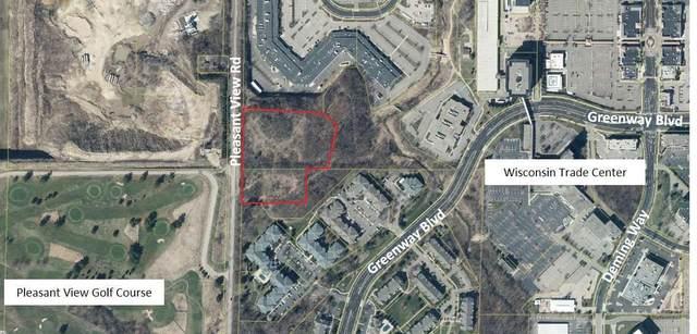 5.85 Acres Pleasant View Rd, Middleton, WI 53562 (#1907423) :: Nicole Charles & Associates, Inc.