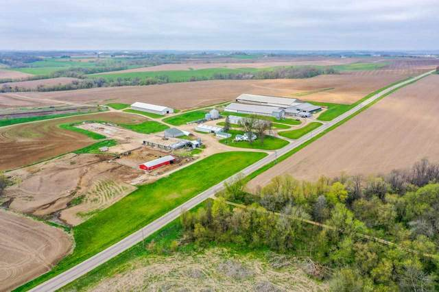 14309 County Road G, Willow Springs, WI 53530 (#1907841) :: RE/MAX Shine