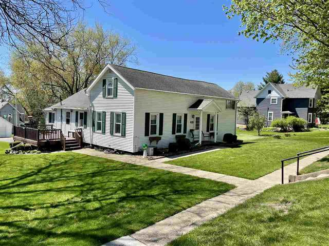 421 Columbia Ave, Deforest, WI 53532 (#1907844) :: HomeTeam4u