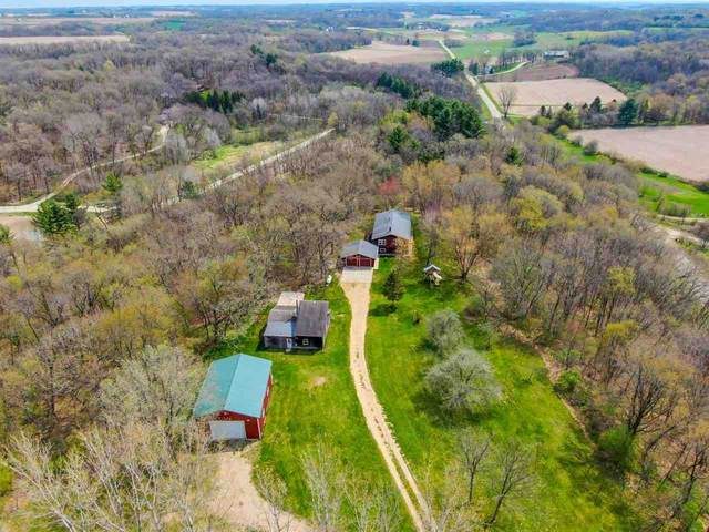 10012 Blue Valley Rd, Blue Mounds, WI 53572 (#1908116) :: Nicole Charles & Associates, Inc.