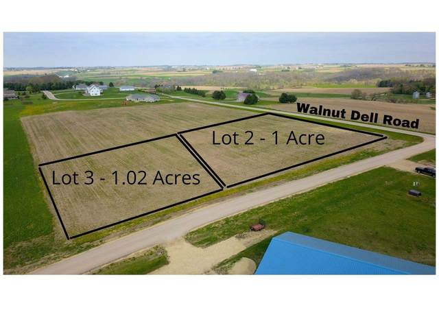 Lot 3 1.02 Acre- Walnut Dell Road, Platteville, WI 53818 (#1908271) :: HomeTeam4u