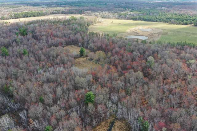 80 acres County Road G, Marion, WI 53948 (#1908408) :: RE/MAX Shine
