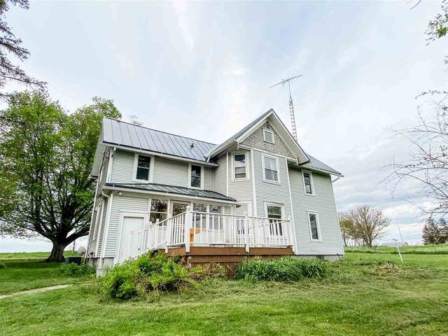 11421 W County Road A, Center, WI 53536 (#1908425) :: Nicole Charles & Associates, Inc.