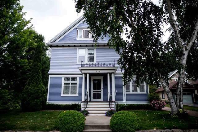 472 South St, Green Lake, WI 54941 (#1908430) :: Nicole Charles & Associates, Inc.