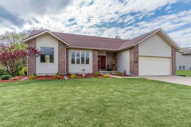 1701 Valley View Dr, Baraboo, WI 53913 (#1908780) :: Nicole Charles & Associates, Inc.