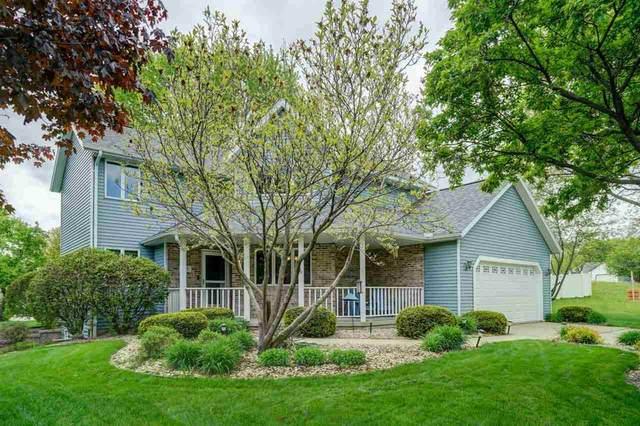 110 Saratoga Cir, Oregon, WI 53575 (#1908924) :: Nicole Charles & Associates, Inc.