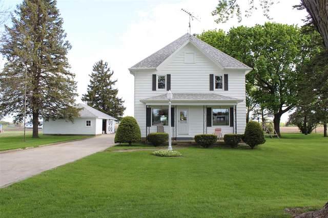 W103 County Road A, Courtland, WI 53956 (#1909096) :: Nicole Charles & Associates, Inc.