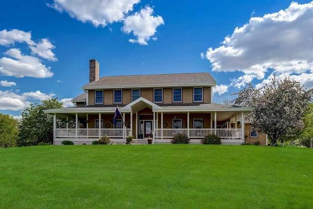 6227 Purcell Rd, Oregon, WI 53575 (#1909180) :: RE/MAX Shine