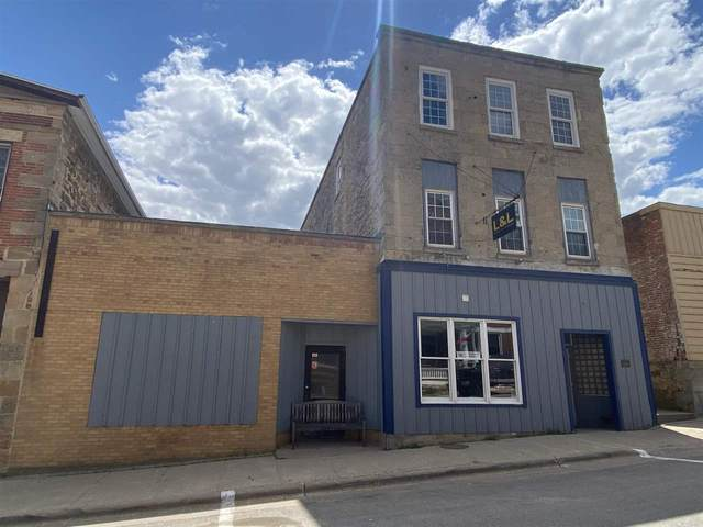 52 High St, Mineral Point, WI 53565 (#1909231) :: Nicole Charles & Associates, Inc.