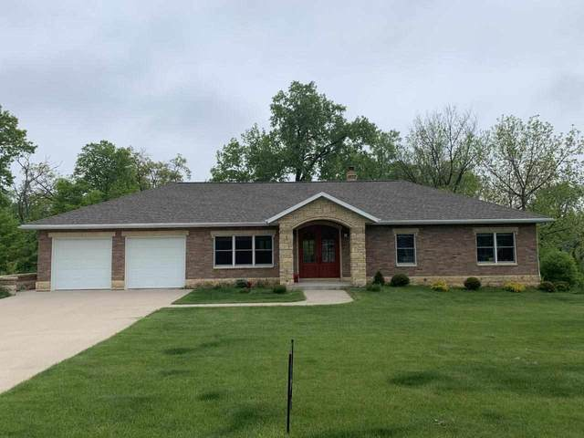 4280 Bluff Point Ct, Jamestown, WI 53811 (#1909268) :: Nicole Charles & Associates, Inc.
