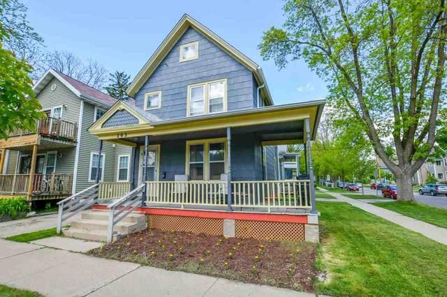 203 N Ingersoll St, Madison, WI 53703 (#1909304) :: Nicole Charles & Associates, Inc.