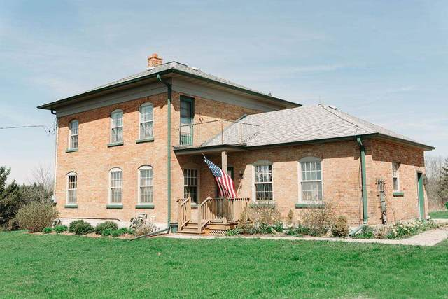 W6287 County Road F, Byron, WI 53006 (#1909570) :: Nicole Charles & Associates, Inc.