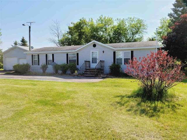 4040 County Road B, Dell Prairie, WI 53965 (#1909638) :: HomeTeam4u