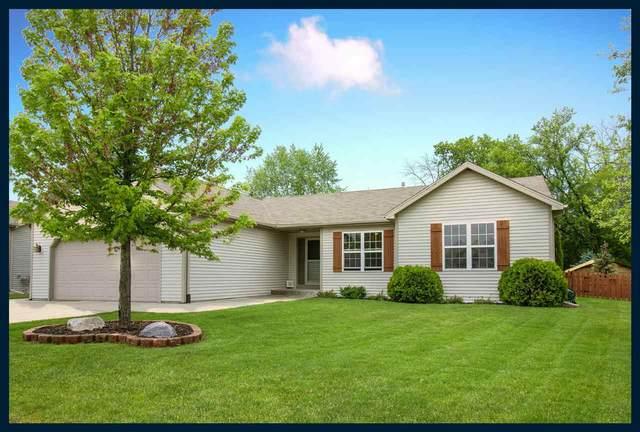 108 Green Ash Ln, Johnson Creek, WI 53038 (#1909742) :: Nicole Charles & Associates, Inc.