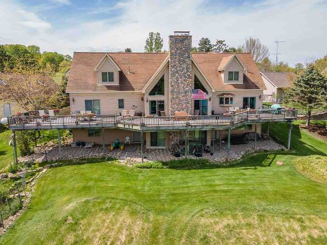 E2399 Black Forest Dr, Woodland, WI 53941 (#1909903) :: RE/MAX Shine