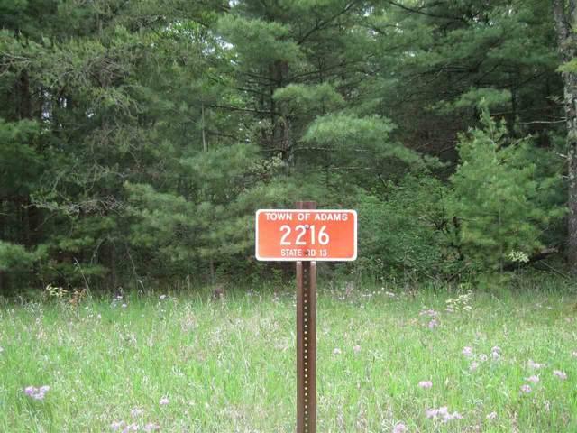 2216 Hwy 13, Adams, WI 53910 (#1910085) :: HomeTeam4u