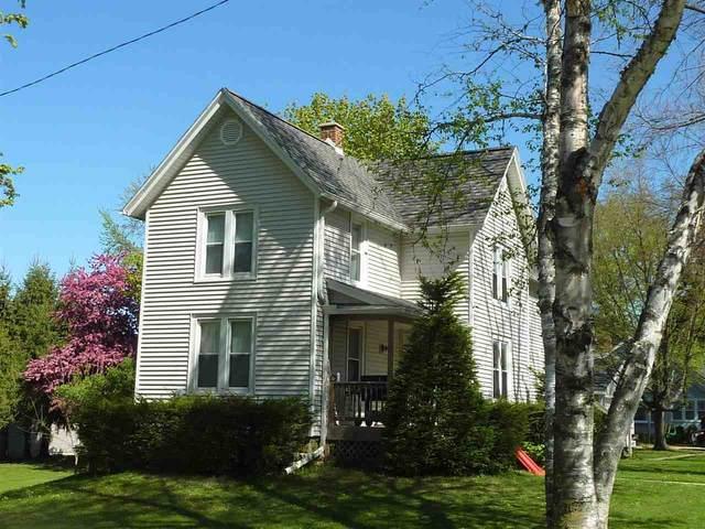 400 N Woodward St, Brandon, WI 53919 (#1910159) :: Nicole Charles & Associates, Inc.
