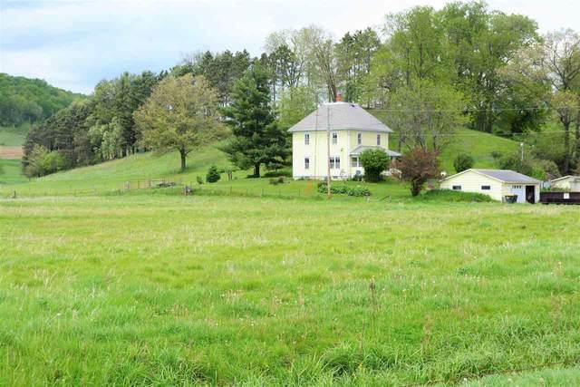 S11697 Wilson Creek Rd, Spring Green, WI 53588 (#1910177) :: Nicole Charles & Associates, Inc.