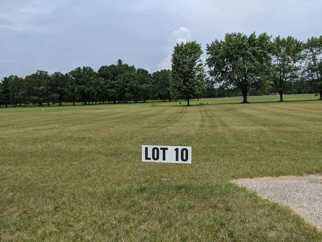 Lot 10 County Road J, Adams, WI 53934 (#1910209) :: Nicole Charles & Associates, Inc.