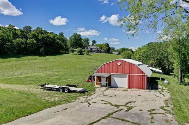 3.76 acres Carly Ct, Milton, WI 53563 (#1910299) :: HomeTeam4u