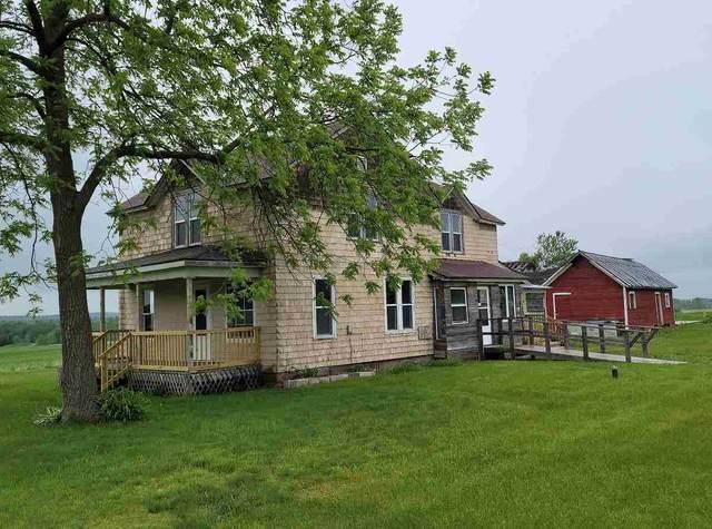 N2224 County Road E, Warren, WI 54970 (#1910332) :: Nicole Charles & Associates, Inc.