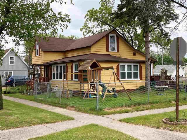 160 E Center St, Adams, WI 53910 (#1910407) :: Nicole Charles & Associates, Inc.