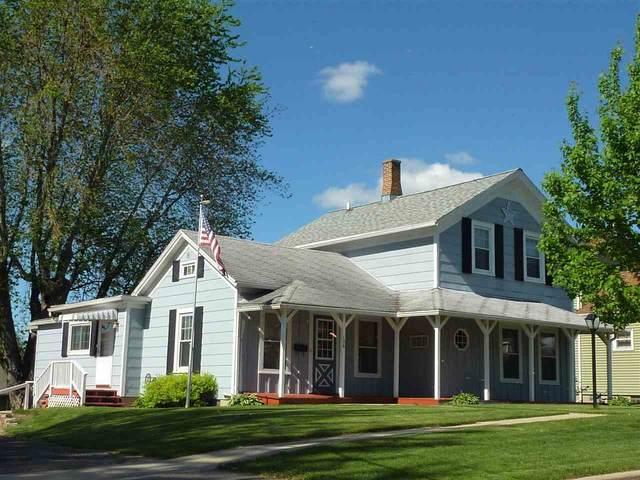126 Taylor St, Waupun, WI 53963 (#1910414) :: Nicole Charles & Associates, Inc.