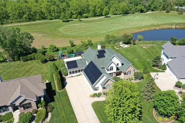 8806 Nelson Crossing, Madison, WI 53593 (#1910553) :: RE/MAX Shine