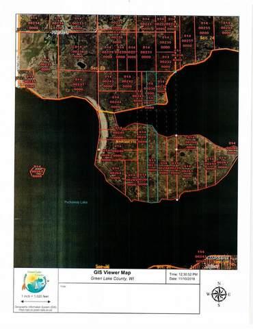 17.50 Ac Pine Rd, Marquette, WI 53949 (#1910609) :: Nicole Charles & Associates, Inc.