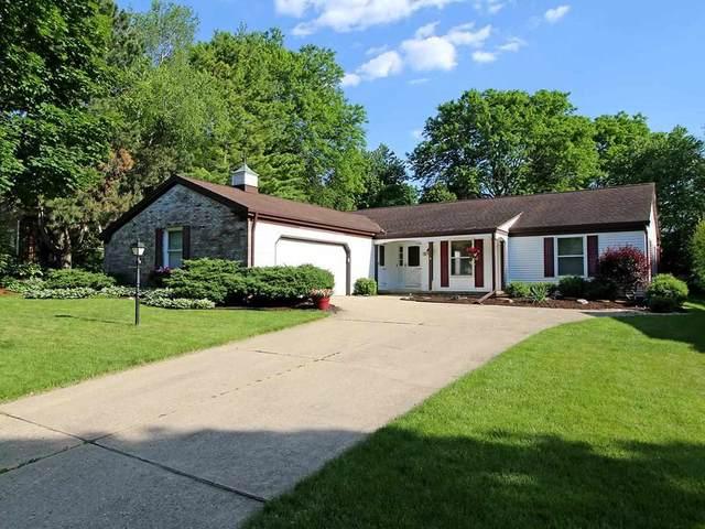 25 Oxwood Cir, Madison, WI 53717 (#1910831) :: HomeTeam4u