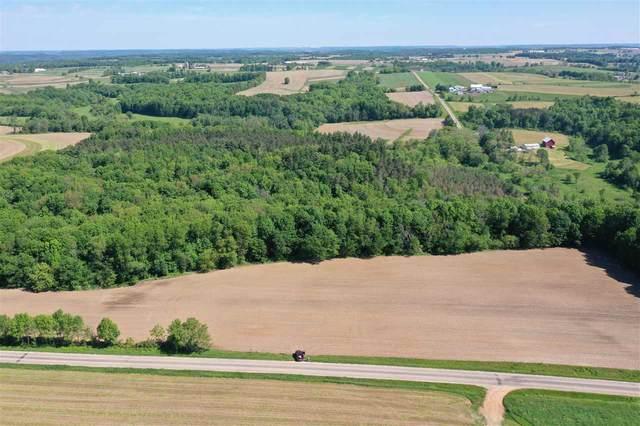 100 acres +/- Powell Rd, Ironton, WI 53959 (#1911044) :: Nicole Charles & Associates, Inc.