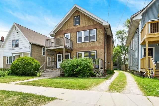 2021/2023 E Washington Ave, Madison, WI 53704 (#1911312) :: Nicole Charles & Associates, Inc.