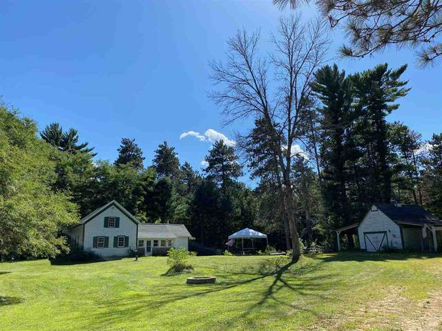 N6081 County Road Hh, Marion, WI 53948 (#1911533) :: Nicole Charles & Associates, Inc.